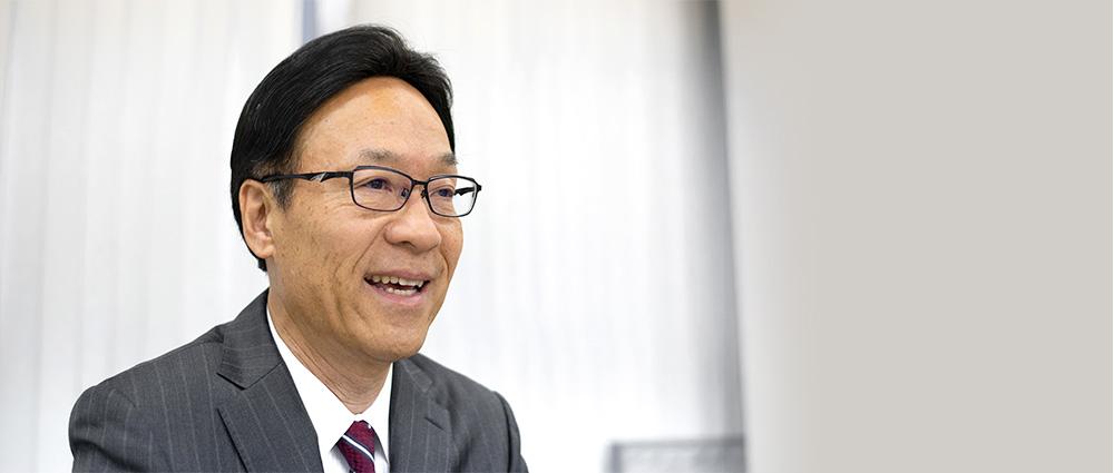 代表取締役社長 アナウンサー 片山 光男